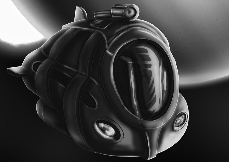 Illustration SpaceOpera3